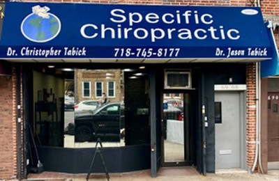 Chiropractic Brooklyn NY Tabick Specific Chiropractic Office